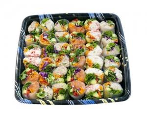 Rice Paper Platter